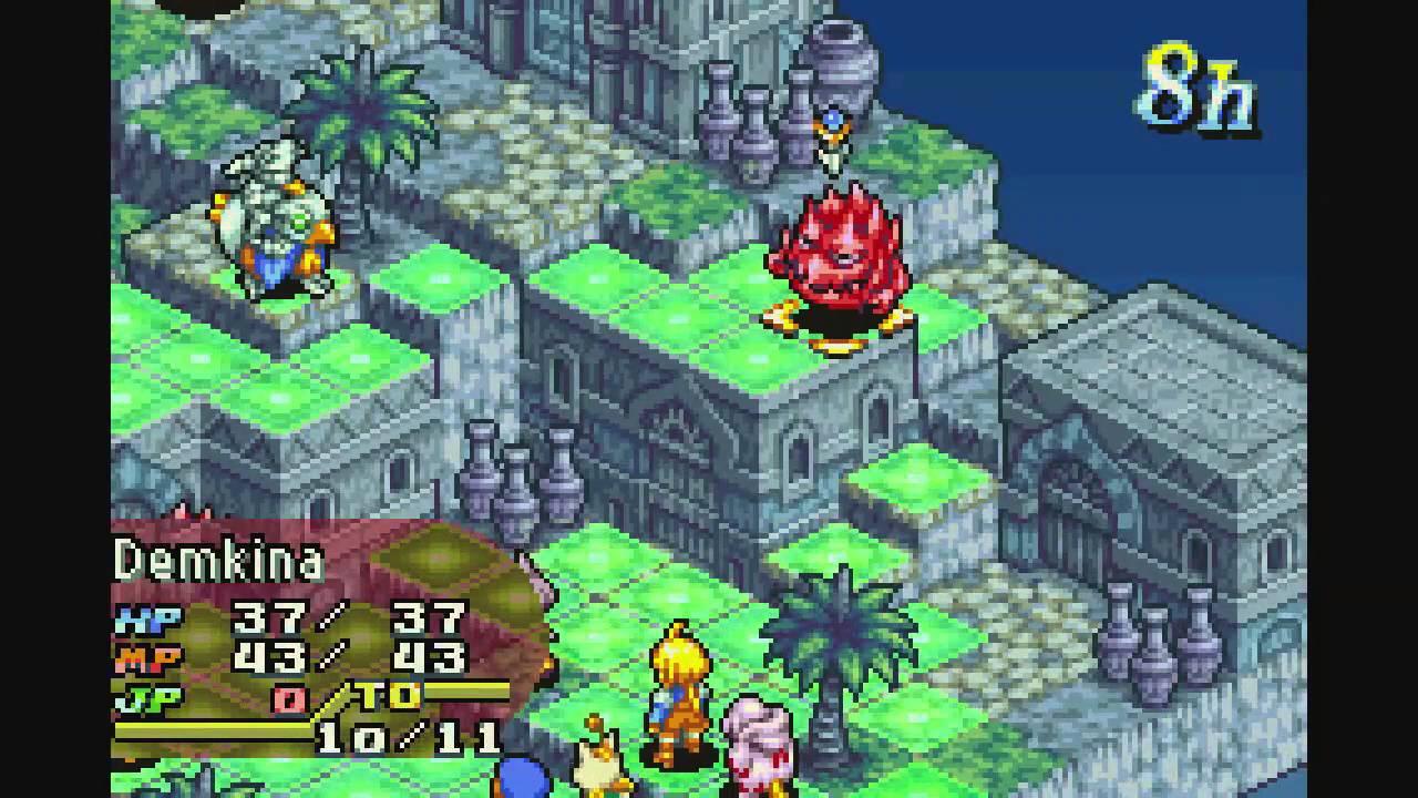 Final Fantasy Tactics Advance Wii U Virtual Console