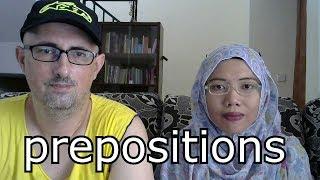 [LEARN MALAY] 18-Prepositions