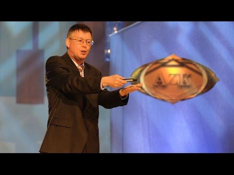 8. AZK - Prof.Dr. Claus Turtur - Freie Energie