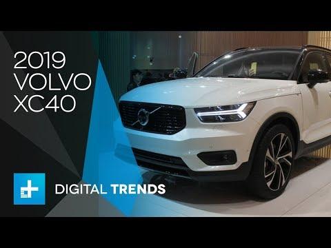 2019 Volvo XC40 – LA Auto Show