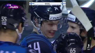 The Top 10 Most Amazing Plays of #IIHFWorlds 2019