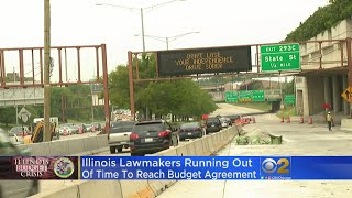 Illinois Lawmakers Are Running Out Of Time To Reach Budget Agreement
