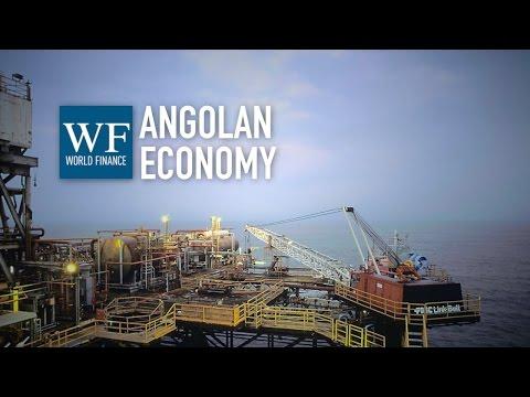 Mario Cruz on the Angolan economy | Banco Atlantico | World Finance Videos