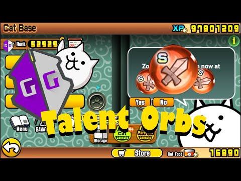 Battle Cats 9.8 - Talent Orbs hack | Thủ thuật máy tính và điện thoại 1