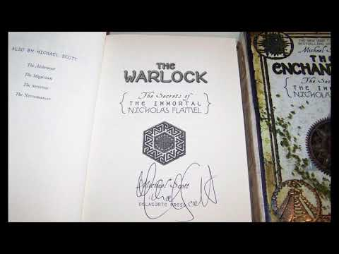 The Warlock (Secrets of the Immortal Nicholas Flamel 5) Audiobook