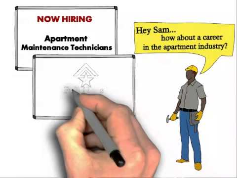hiring apartment maintenance technicians youtube