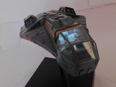 Scratch built Ship 7 - Part 2