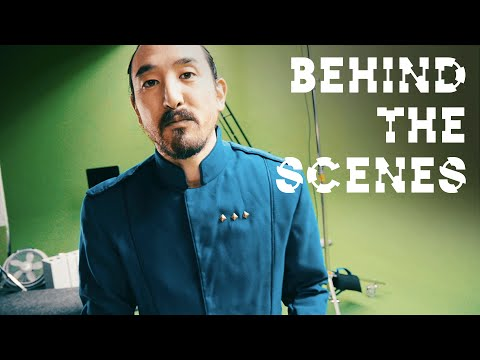 Behind The Scenes: I Love It When You Cry (Music Video) - Steve Aoki & Moxie