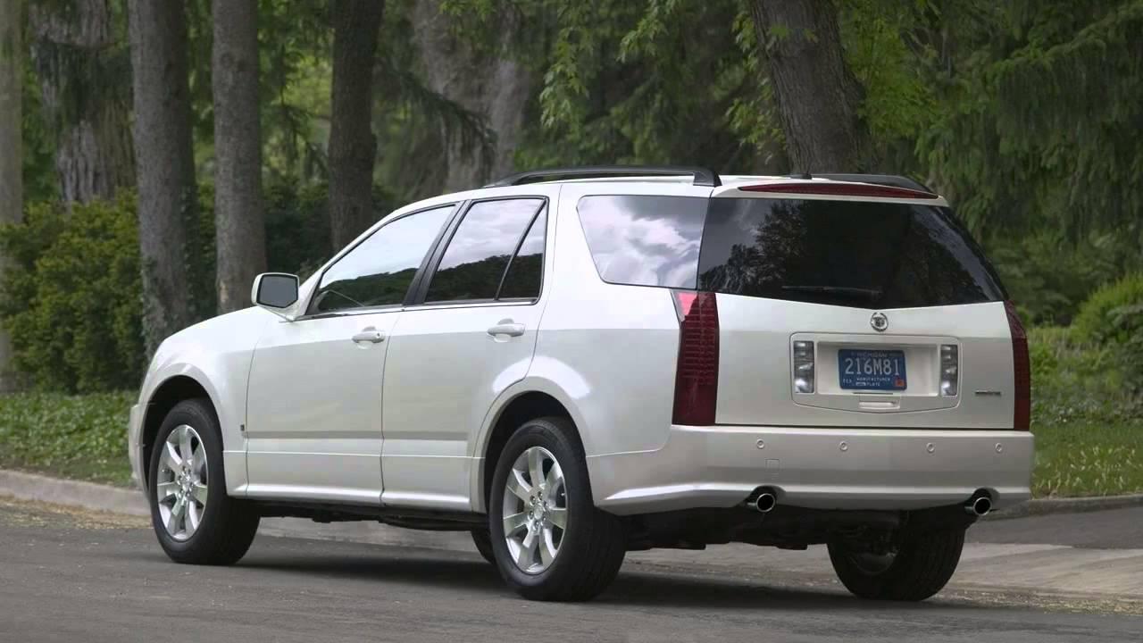 Cadillac Srx 2006 Youtube