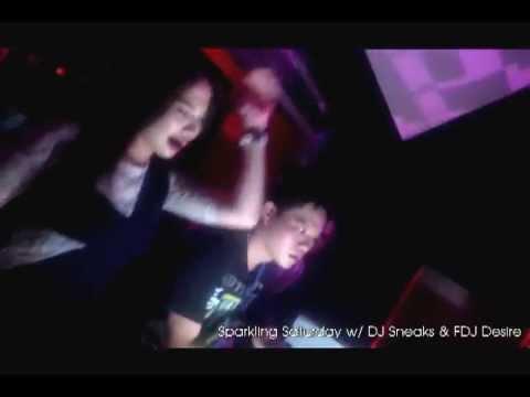 Sparkling Saturday w. DJ Sneaks & FDJ Desire