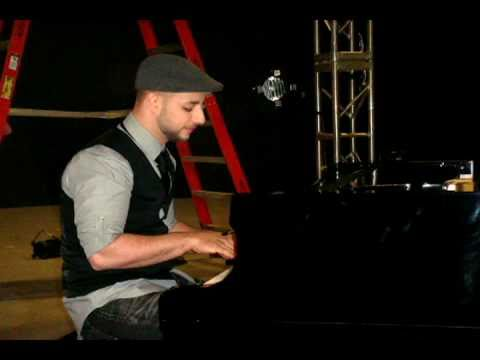 Maher Zain With Lady Gaga Before Conversion To Islam!