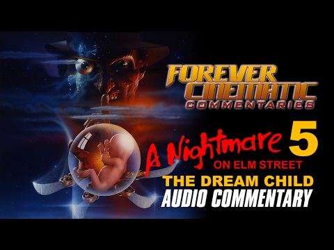 A Nightmare On Elm Street 5: The Dream Child (1989) - Forever Cinematic Commentary