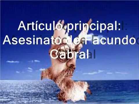 FACUNDO CABRAL HOMENAJE Y MUERTE.nrg