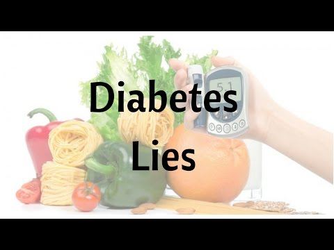 Diabetes Lies - Doctor reverse diabetes without drugs