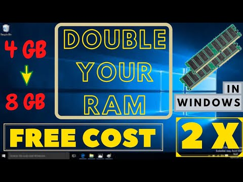 How to double  RAM Speed/Performance in PC | at no cost