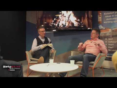 Startup Grind Limerick Hosts Brian Caulfield (Draper Esprit)