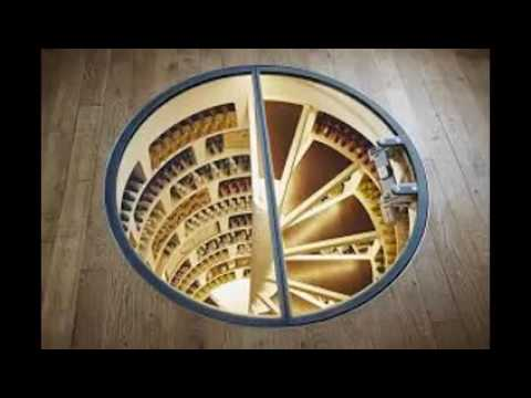 Spiral wine cellar cost youtube for Cost to build wine cellar