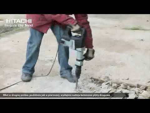 Електрически къртач HITACHI H60MC #sLwcaYOl2bE