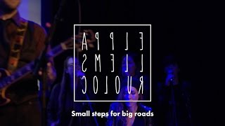 APPLE SMELL COLOUR · Small steps for big roads