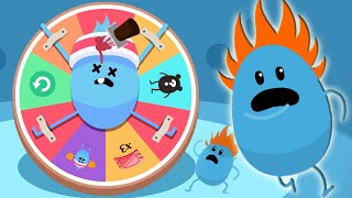 DUMB WAYS TO DIE 2: Random Stages Funny Highest Score Challenge!