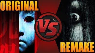 Baixar ORIGINAL VS REMAKE: JU-ON / THE GRUDGE (2002/2004) (Petición Ewolf).