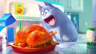 Тайная жизнь домашних животных - Русский тизер-трейлер (2016) HD