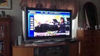 NHKのど自慢@埼玉県秩父市 女子中学生 ひまわりの約束(秦基博) 20171029.