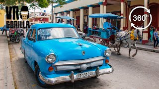 Travel Cuba in 360 degrees VR - Episode 4: Holguin - 8K 360 VR Video