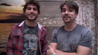 """Bruninho e Davi - Lançamento """"E Essa Boca Aí?"""" no Multishow"""