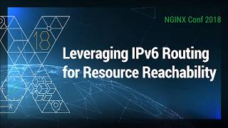Leveraging IPv6 Routing For Resource Reachability | Charter Communications thumbnail