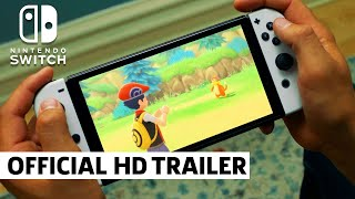 New Nintendo Switch (OLED model) Announcement Trailer