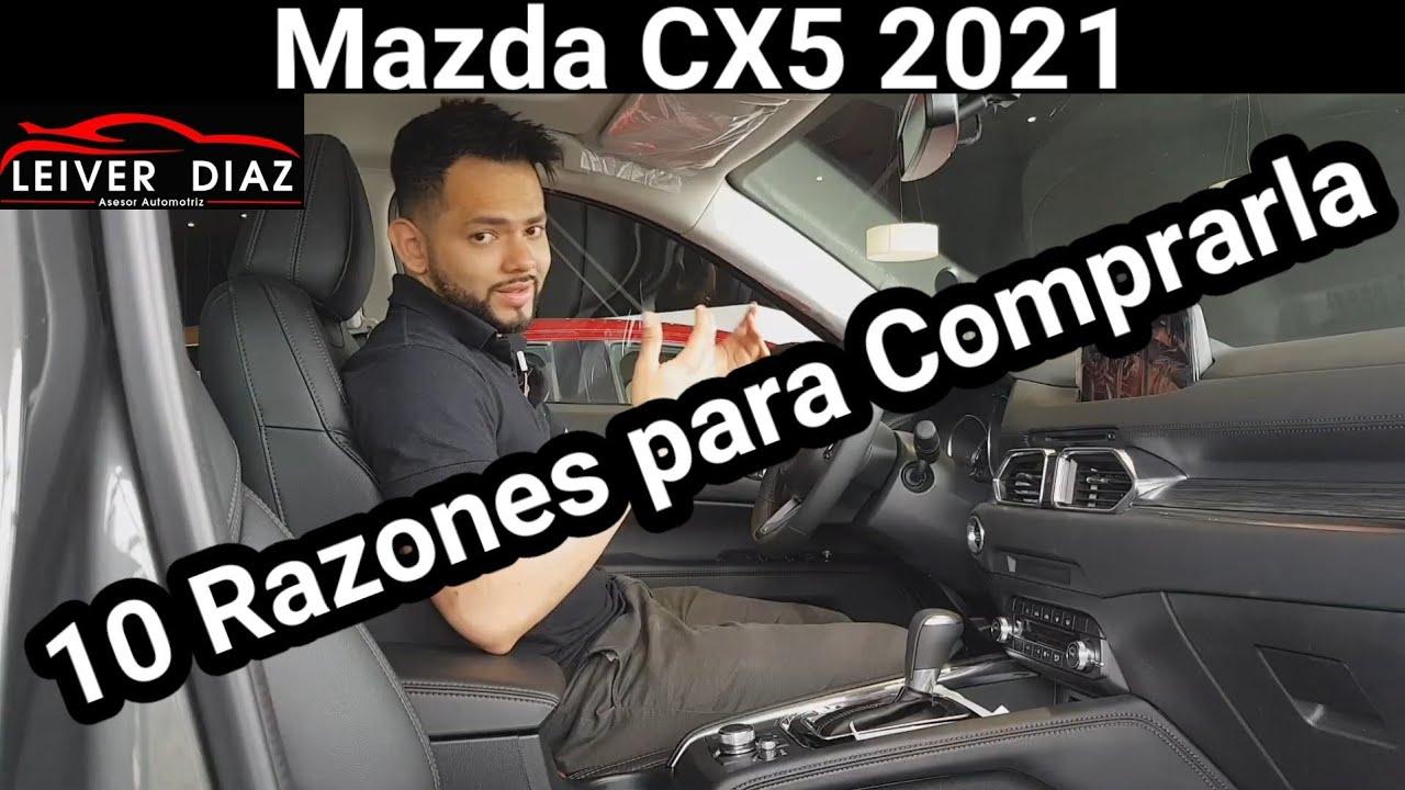 Download Mazda CX5 2021 - 10 Razones Para Comprarla