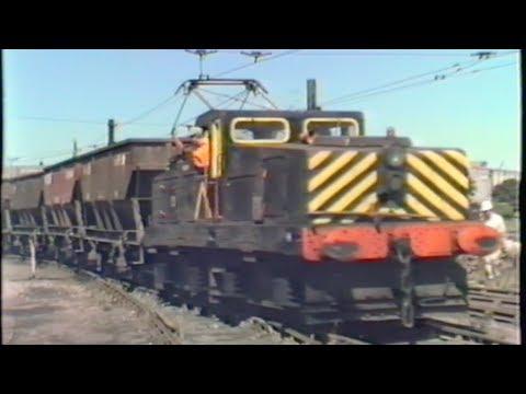Harton Electric Railway 1986 & 1989