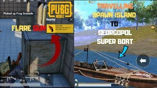 I Found Flare Gun Again Spawn Island To Georgopol By Super Boat Can I Do This