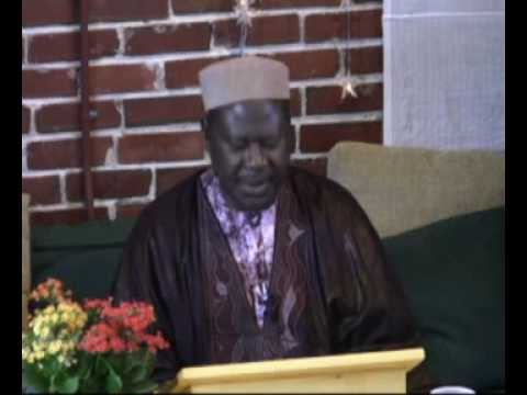 1 Suhbat - The Oral Tradition from the Perspective of African Societies by Dr. Drame