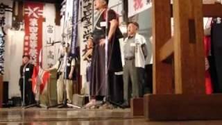 旧制松山高等学校三光寮 寮歌「若葉の古城」(新制愛媛大学)