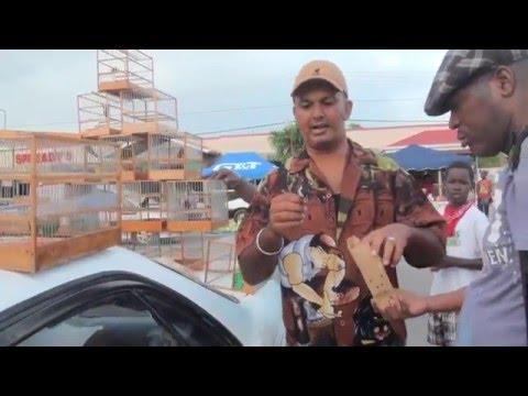 BIRDMAN ZULFIE-Towa Towa -PORT MOURANT MARKET-Berbice