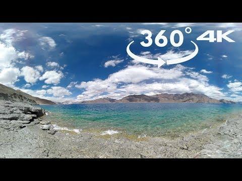 Pangong Lake | 360 4K