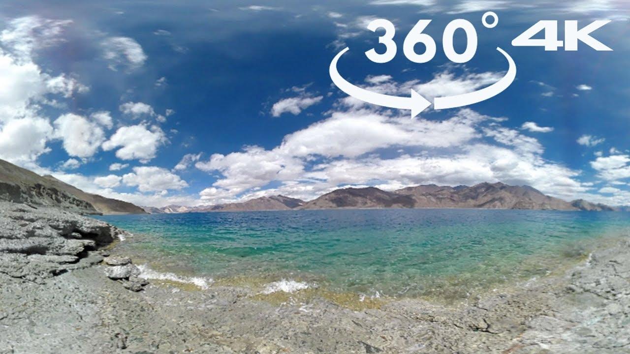 pangong lake 4k