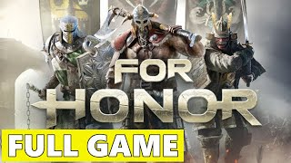 For Honor Full Walkthrough Gameplay - No Commentary (PC Longplay)