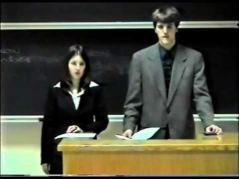 2004 UIL 4A State CX Debate