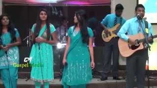 PYCD Talent Competition - 2014 - Group Song -    2nd Place Winner  India  Pentecostal  Assembly Ir