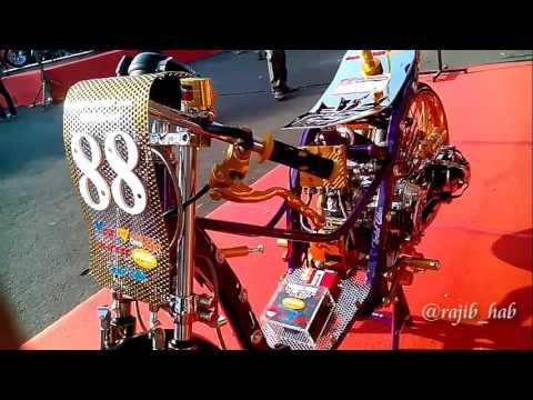 Modifikasi Drag Racing Matic Contest Terbesa