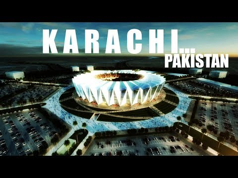Karachi City |Pakistan's Economical Hub| 2018
