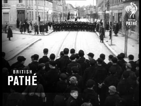Young Nazis - Fight In Street (1938)