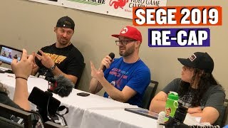 Southeast Game Exchange 2019 Re-Cap and Reflections