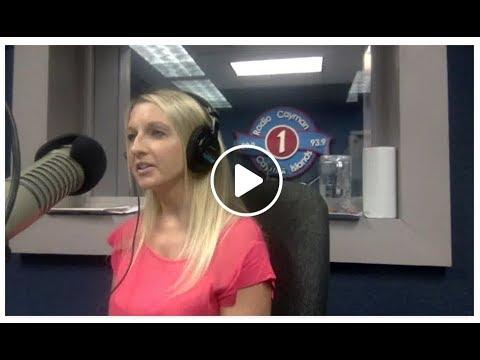 Co-Hosting Radio Cayman on December 1, 2017 (Video Segment 3 of 4)