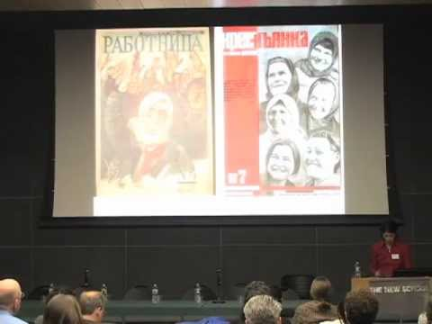 Design/History/Revolution - Panel 4: Russian Revolution and Soviet History | The New School