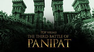 THIRD Battle of Panipat |  Historical Documentary | Indian History pdf visuals