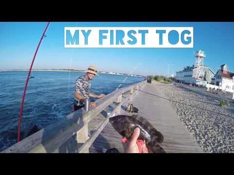 Jetty Fishing OCMD --- July 2017